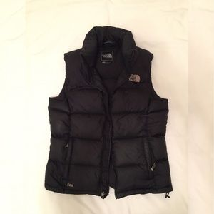 Women's North Face Stretch Down Vest